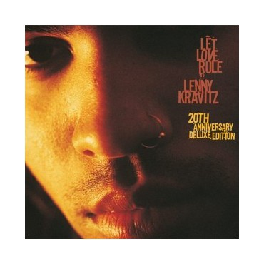 """Lenny Kravitz """" Let love rule-20th anniversary deluxe edition """""""