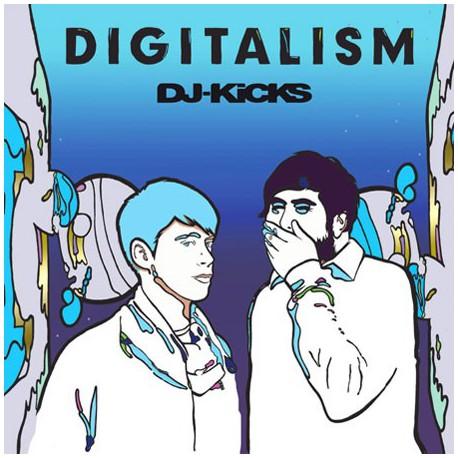 """Digitalism """" DJ-Kicks """""""