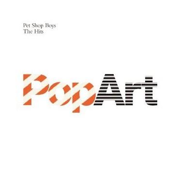 "Pet Shop Boys "" PopArt-The hits """