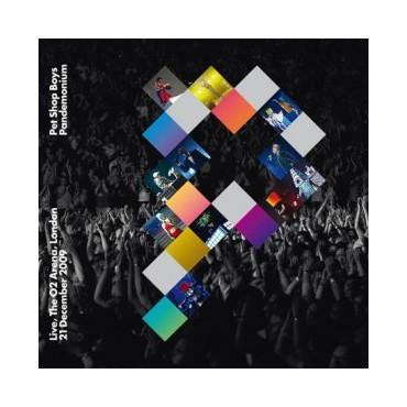 """Pet Shop Boys """" Pandemonium-Live """""""