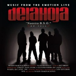 """Delahoja """" Nuestra B.S.O. """""""