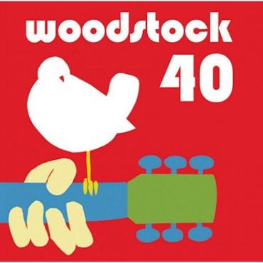 Woodstock 40th anniversary V/A