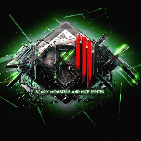"""Skrillex """" Scary monsters and nice sprites """""""