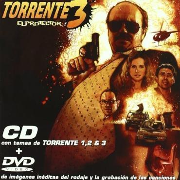 Torrente 3 b.s.o