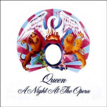 """Queen """" A night at the opera """""""
