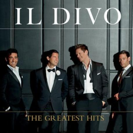 """Il Divo """" The Greatest Hits """""""