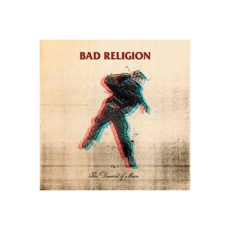 """Bad Religion """" The Dissent of  man """""""