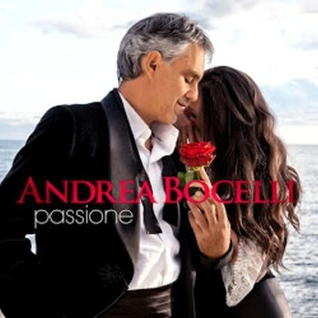 "Andrea Bocelli "" Pasión """