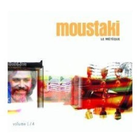"""Georges Moustaki """" Le métèque volume 1/4 """""""