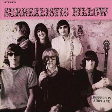 "Jefferson airplane "" Surrealistic pillow """