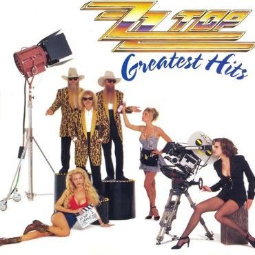 "ZZ Top "" Greatest Hits """