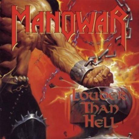 "Manowar "" Louder than hell """