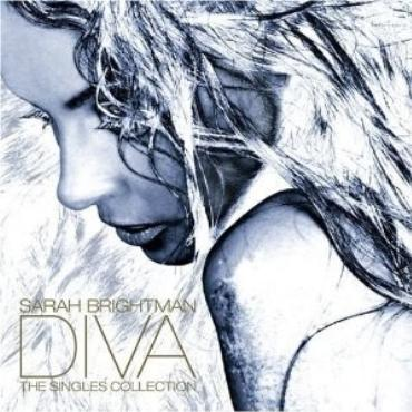 "Sarah Brightman "" Diva-The singles collection """
