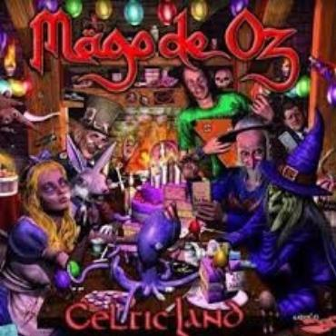 "Mago de Oz "" Celtic land """