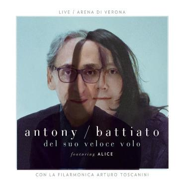 "Antony and the Johnsons & Franco Battiato "" Del suo veloce volo """