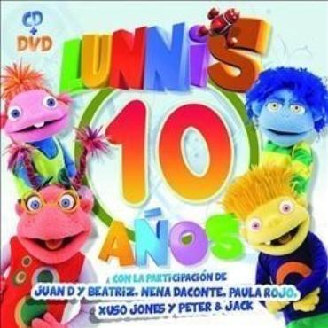 """Lunnis """" 10 años juntos """""""