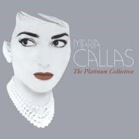 "Maria Callas "" The platinum collection """