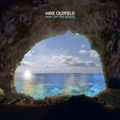 "Mike Oldfield "" Man on the rocks """