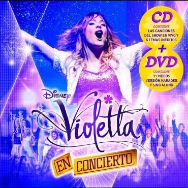 """Violetta """" En concierto """""""