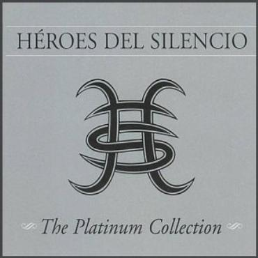 "Héroes del silencio "" The platinum collection """