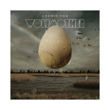 "Wolfmother "" Cosmic Egg """