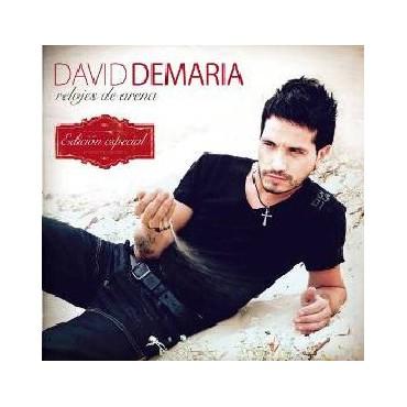 """David de María - """"Relojes de arena"""" (Especial)"""