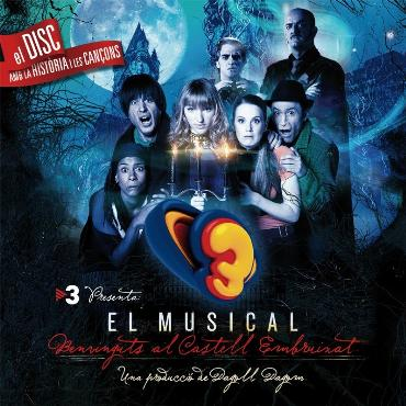 "Club super 3 "" El musical """