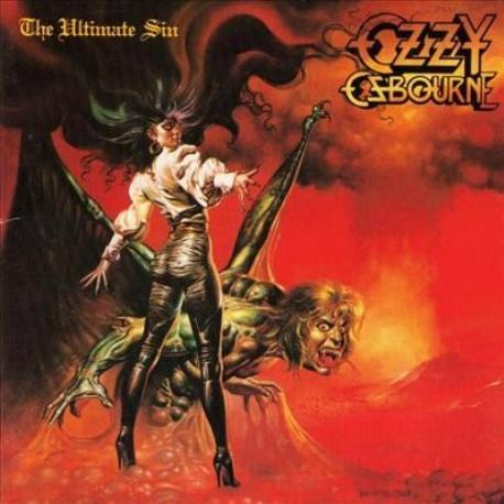 "Ozzy Osbourne "" The ultimate sin """