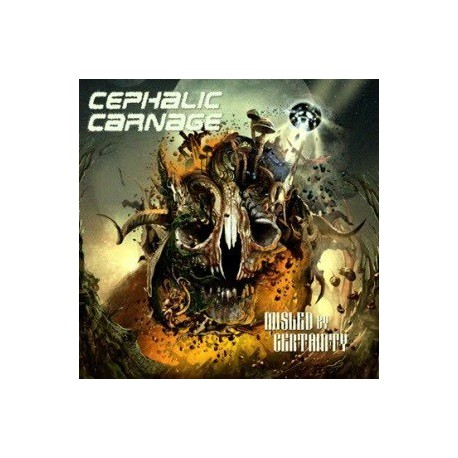 "Cephalic Carnage "" Misled By Certainty """