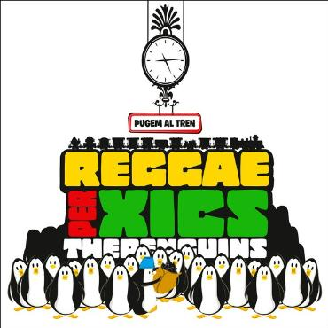 "The Penguins "" Reggae per xics-Pugem al tren """