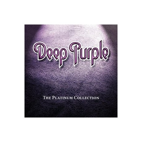 "Deep Purple "" The Platinum Collection """