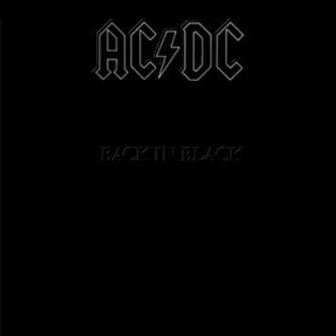 """ACDC """" Back in black """""""
