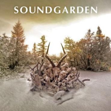 "Soundgarden "" King animal """