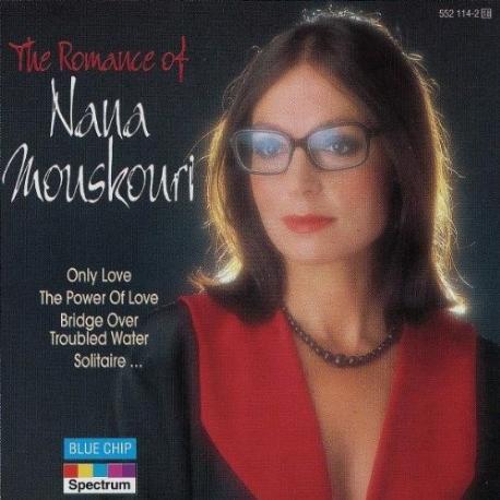 "Nana Mouskouri "" The romance of  """