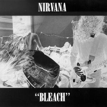 """Nirvana """" Bleach """""""