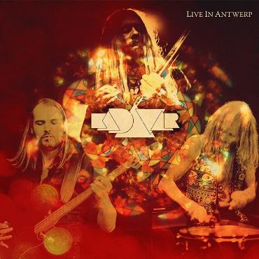 """Kadavar """" Live in Antwerp """""""