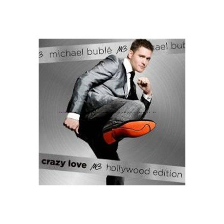 "Michael Buble "" Crazy love Hollywood edition """