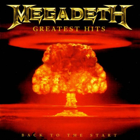 "Megadeth "" Greatest hits """