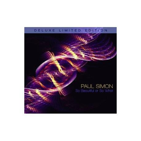 "Paul Simon "" So Beautiful Or So What """