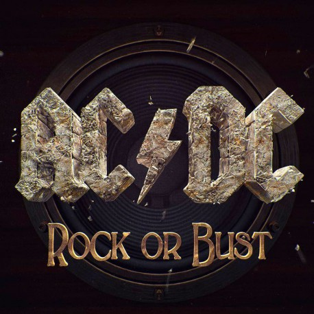 """AC/DC """" Rock or bust """""""