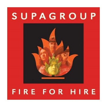 "Supagroup"" Fire For Hire """