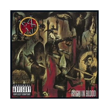 "Slayer "" Reign In Blood """
