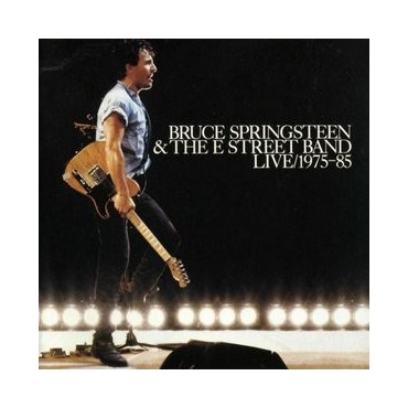 """Bruce Springsteen """" Live/1975-85 """""""