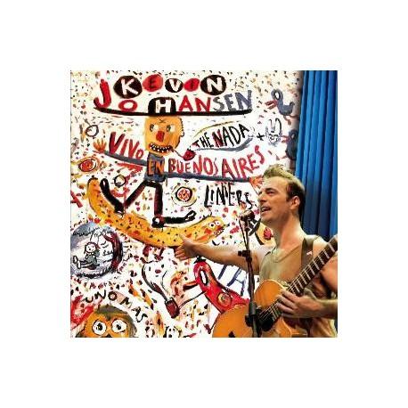 """Kevin Johansen+The Nada+Liniers """" Vivo en Buenos Aires """""""