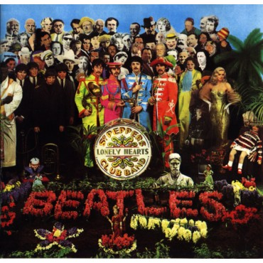 """Beatles """" Sgt. pepper's lonely hearts club band """""""