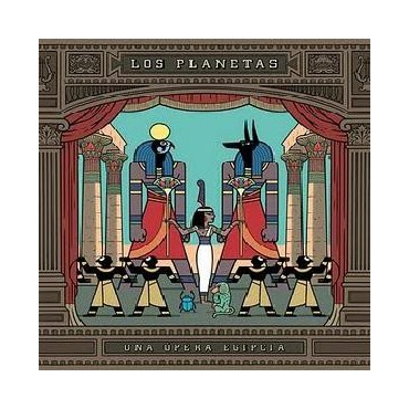 "Los Planetas "" Una Ópera Egipcia """