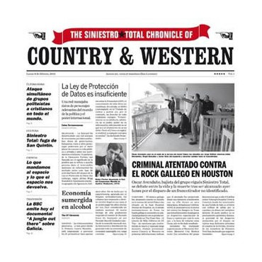 "Siniestro Total "" Country & Western """